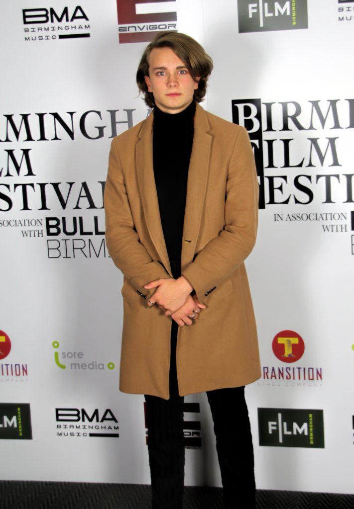 Birmingham Film Festival - Anton Forsdik