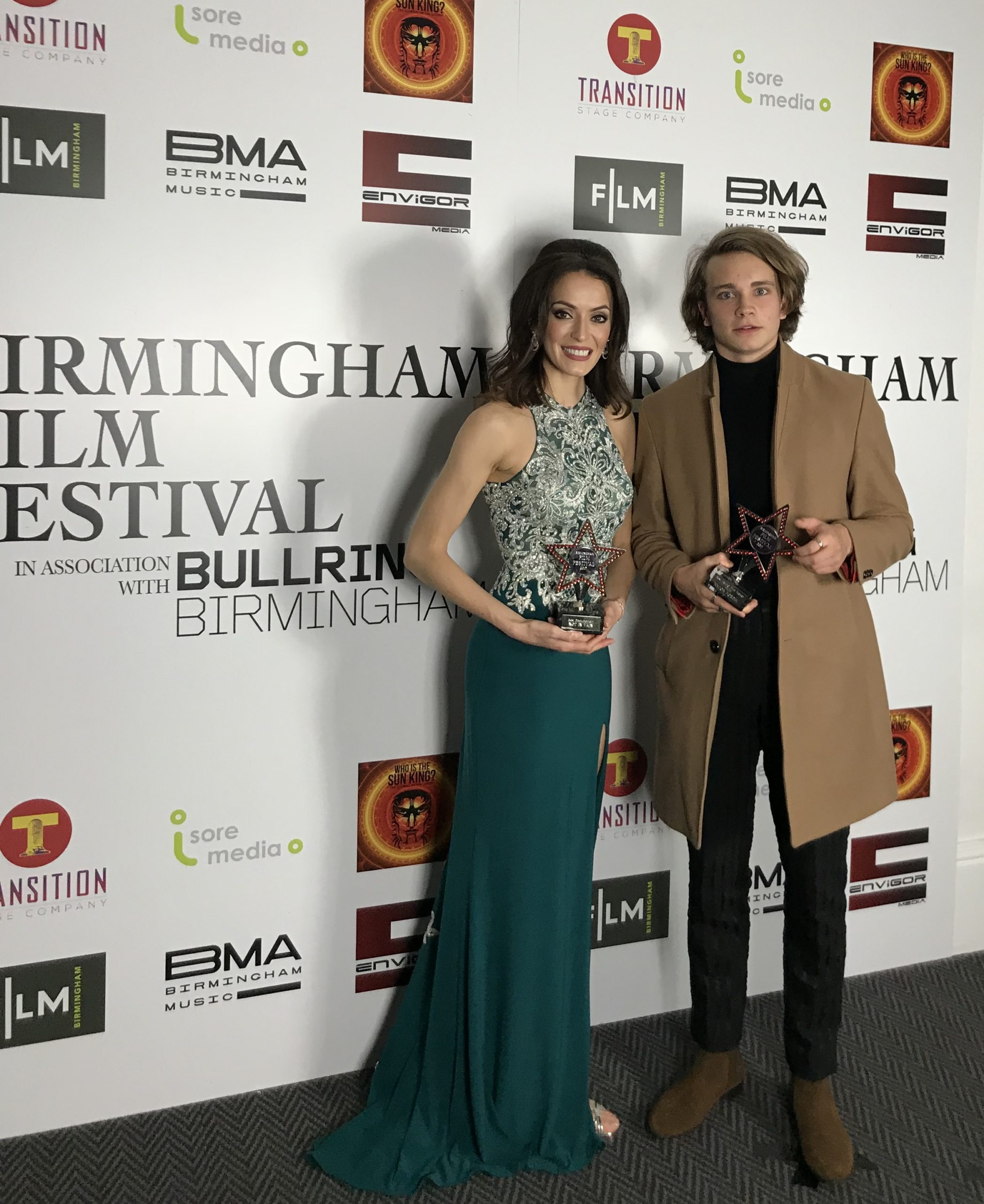 Birmingham Film Festival - Anton Forsdik Anton Forsdik Young film maker BIRMINGHAM FILM FEST